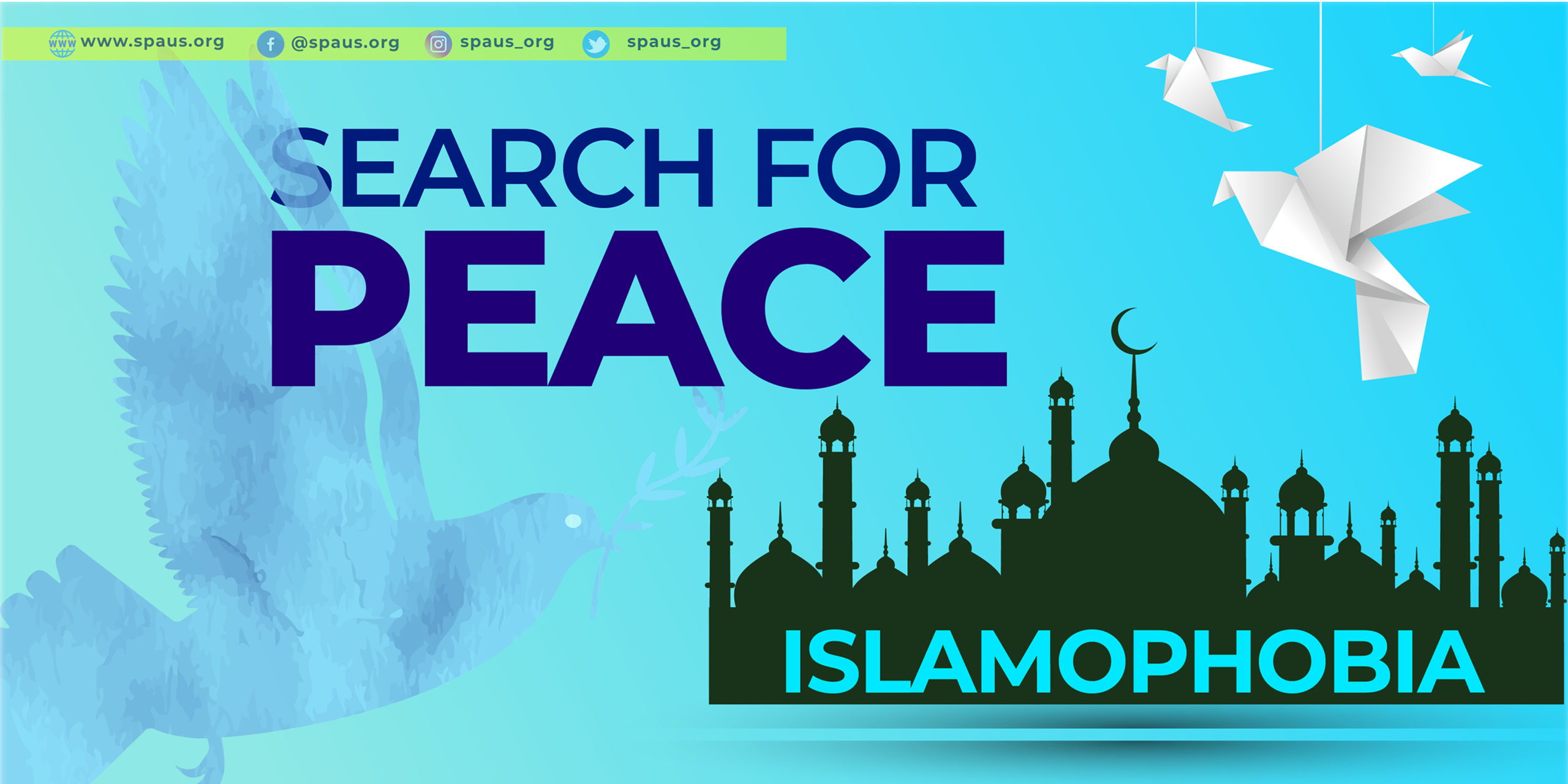 Search for Peace – Islamophobia