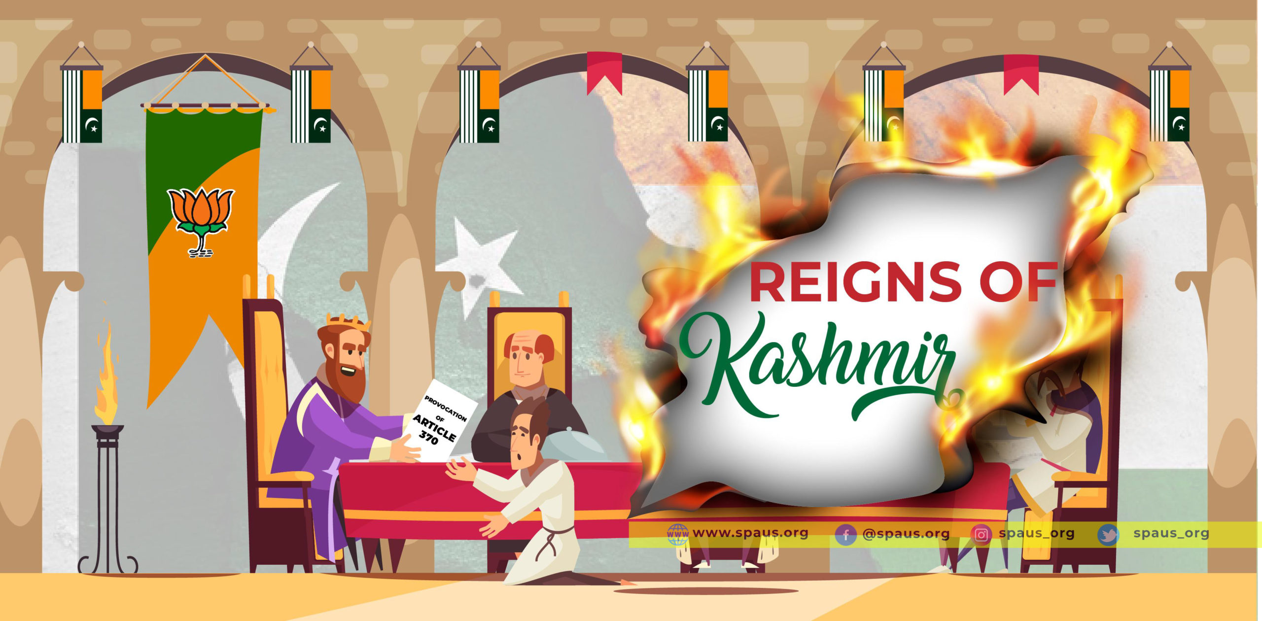 Reigns of Kashmir