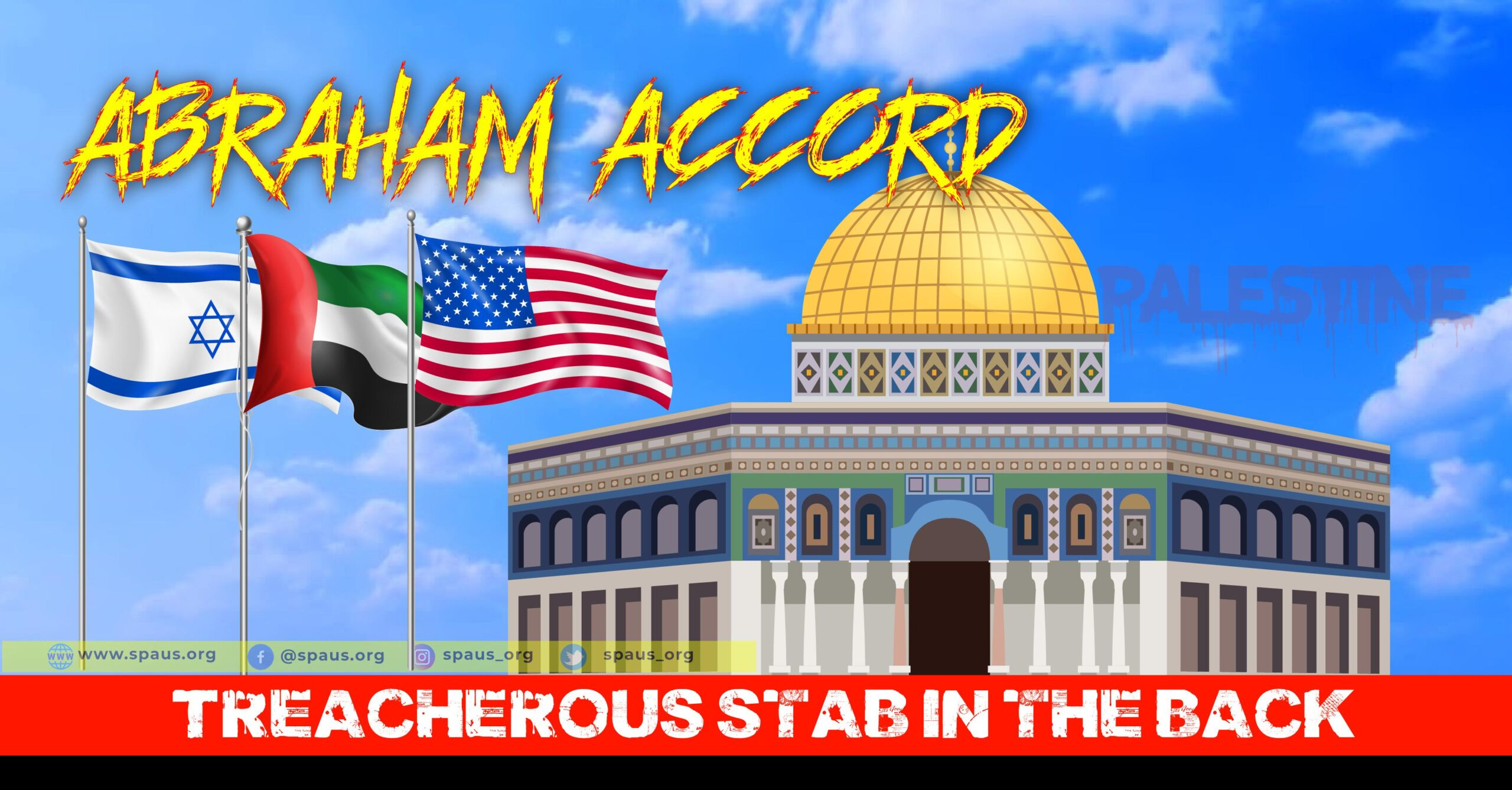 Abraham Accord: Stab in the Back